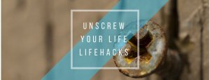 Logo Unscrew Your Life