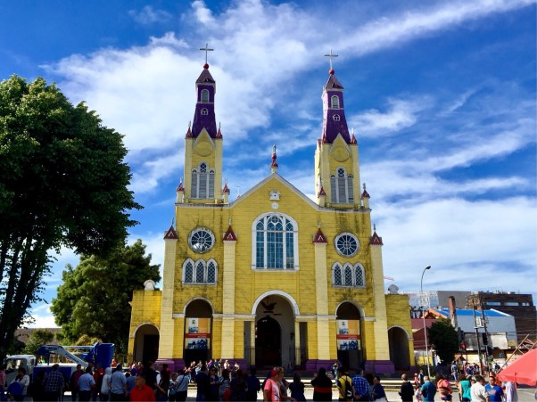 Castro Wooden Church