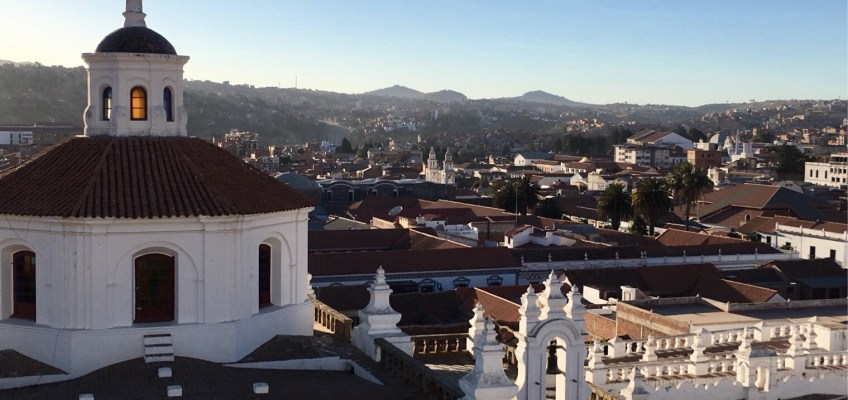 Sucre: An easy city to love