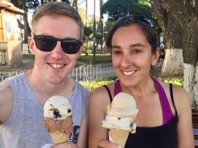 Ice cream heaven!