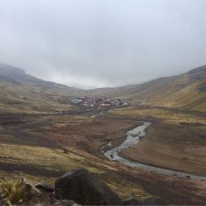 Coming into Tanta, refuge for the night