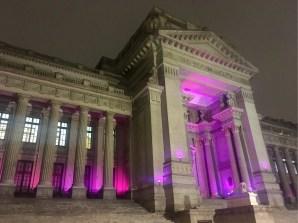 Nightclub? Nope. Palace of Justice