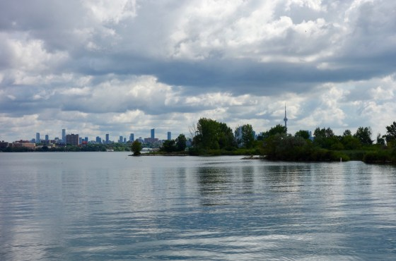 Waterfront Trail and the Return Home: Toronto to England