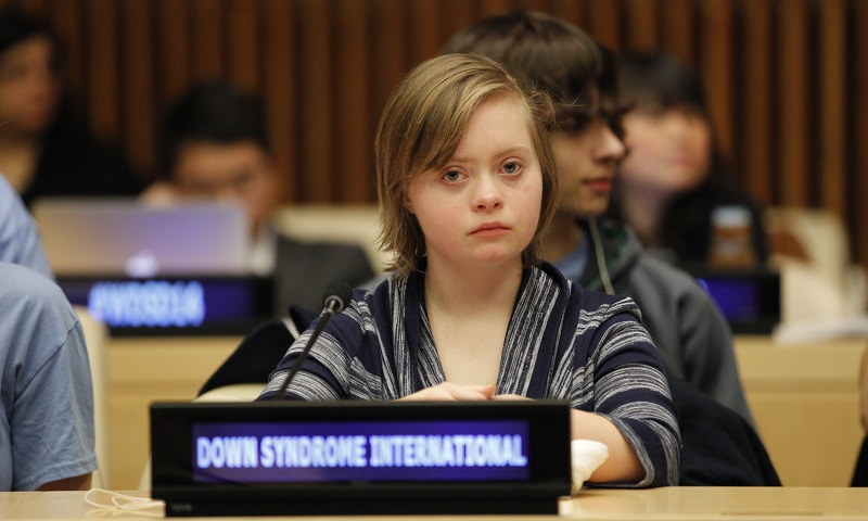World Down Syndrome Day, 21 March