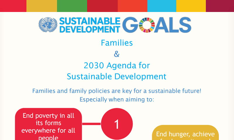 Families & 2030 Agenda for Sustainable Development