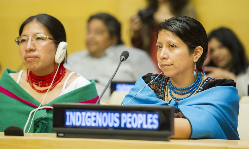 International Day of the World's Indigenous Peoples: Right to Education