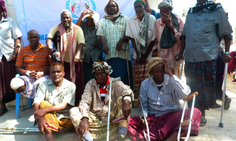 Somali Help-Age Prioritises Older and Disabled Persons in Humanitarian Crises