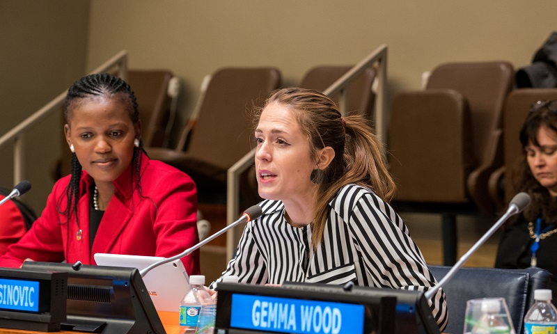 Promoting Integrated Policies for Poverty Eradication: Youth Development in the 2030 Agenda