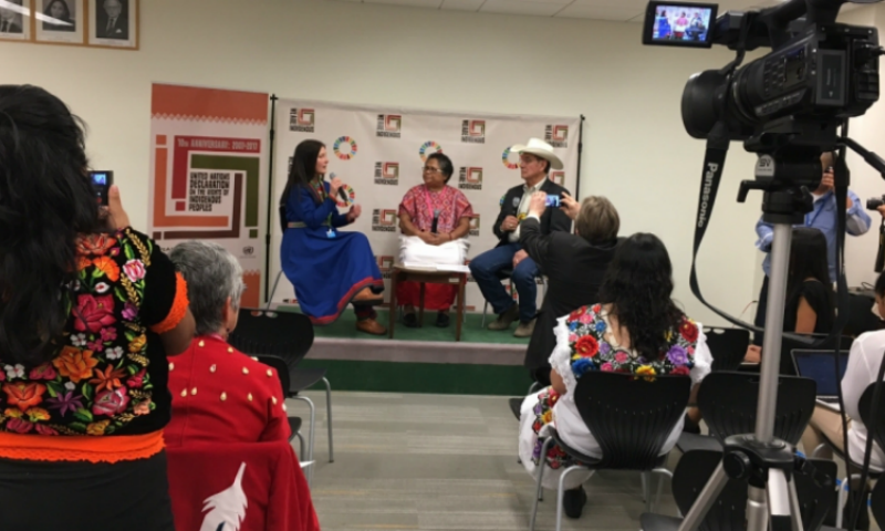 First Indigenous Media Zone attracts broad interest