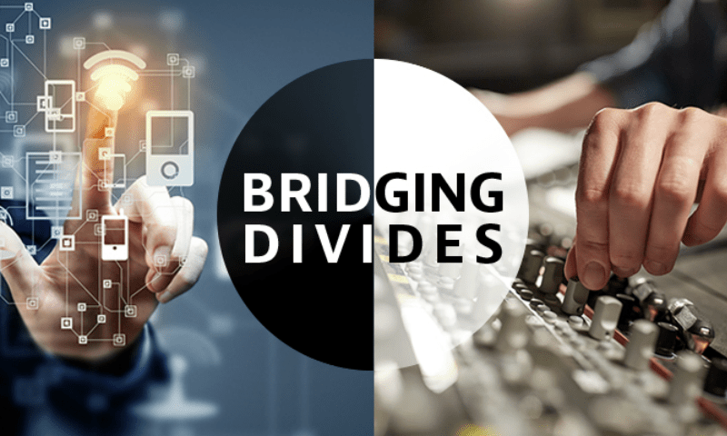 How can we bridge divides to build more inclusive societies?