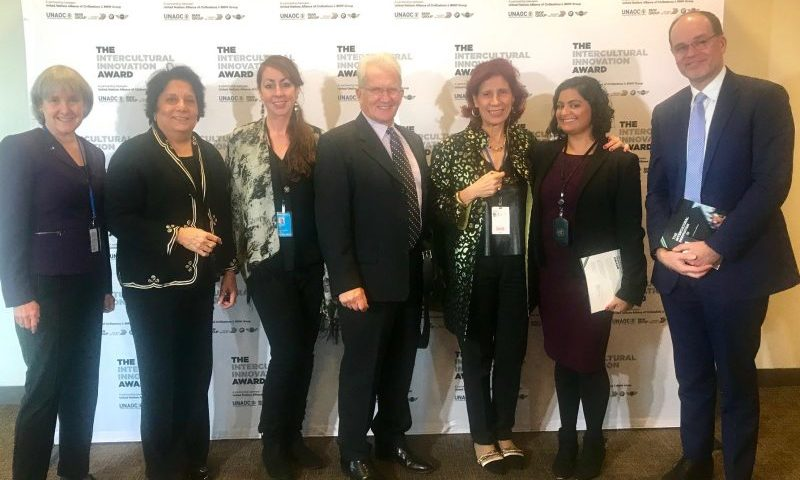 Promoting Peace Through Innovation: the 2017 Intercultural Innovation Award Ceremony