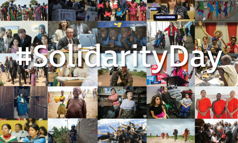 What does Solidarity mean to you?