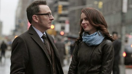 Person of Interest, Finch y Root