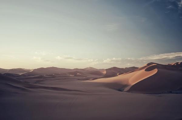 Argelia, La prueba del desierto