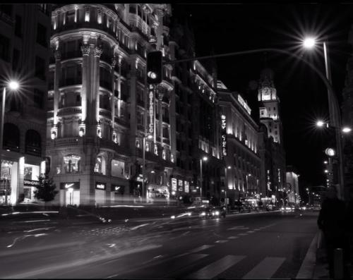 Si no lo has hecho ya, Gran Vía (Madrid)