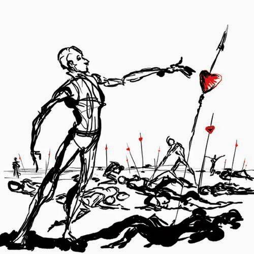 Guerra de amor, batalla a batalla
