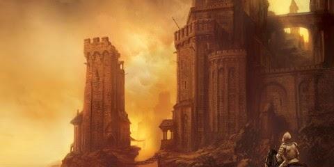 Castillo de los Greyjoy en las Islas del Hierro