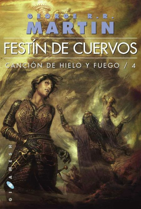 Juego de Tronos (Libros), Festín de Cuervos