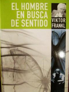"""Portada del libro """"El hombre en busca de sentido"""" de Viktor Frankl"""