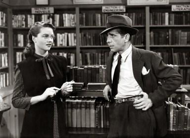 Humphrey Bogart en El sueño eterno