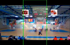 TFG - Diseño e implementación de un algoritmo para la detección del evento de interés en deportes indoor
