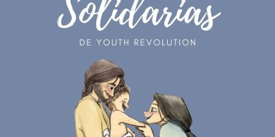 Cartel Navidades Solidarias Youth Revolution