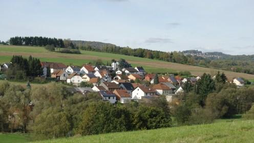 """Siedlung """"Auf dem Stein"""" Oktober 2014"""