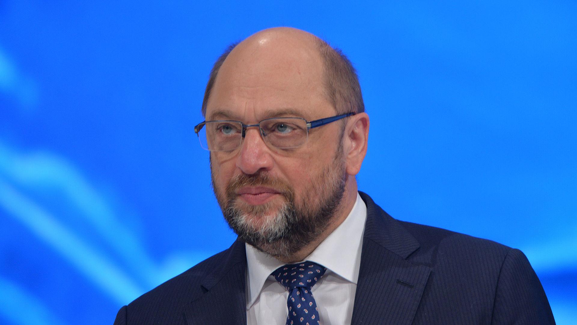SPD erreicht mit Martin Schulz neuen historischen Tiefstand