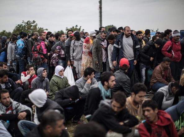 Nur 25% der Zuwanderer sind asylberechtigt
