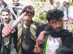 """Bereicherung: Afghanischer """"Flüchtling"""" verprügelt grundlos Familienvater, Kinder müssen zusehen"""