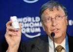 """Bill Gates plant """"Neuschaffung der Welt"""""""