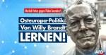 Merkel-Hetze gegen Polen beenden!