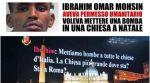 """Italien: somalischer """"Flüchtling"""" bereitete Weihnachtsmassaker vor"""