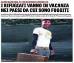 Italien: Zuwanderer nutzen Repatriierungen, um in der Heimat Urlaub zu machen und dann zurückzukehren