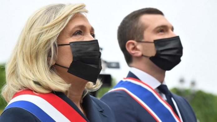 Französische Regionalwahlen: RN im Rückgang