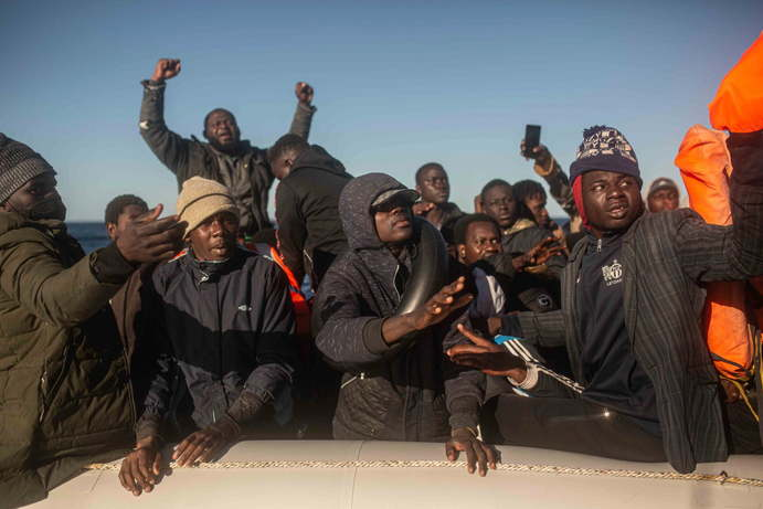 Afrikanische Migranten: neue Wellen drohen