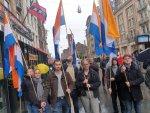 Amsterdam: erneut Protest von Zehntausenden gegen den Corona-Pass
