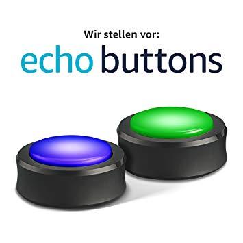 Echo Buttons für nur 14,99€ im Angebot!