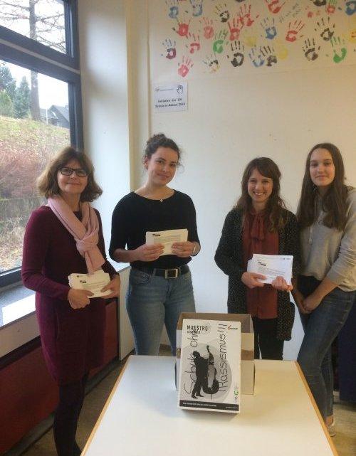Jugendgedenktag zur Befreiung von Auschwitz: Courage Schulen engagieren sich
