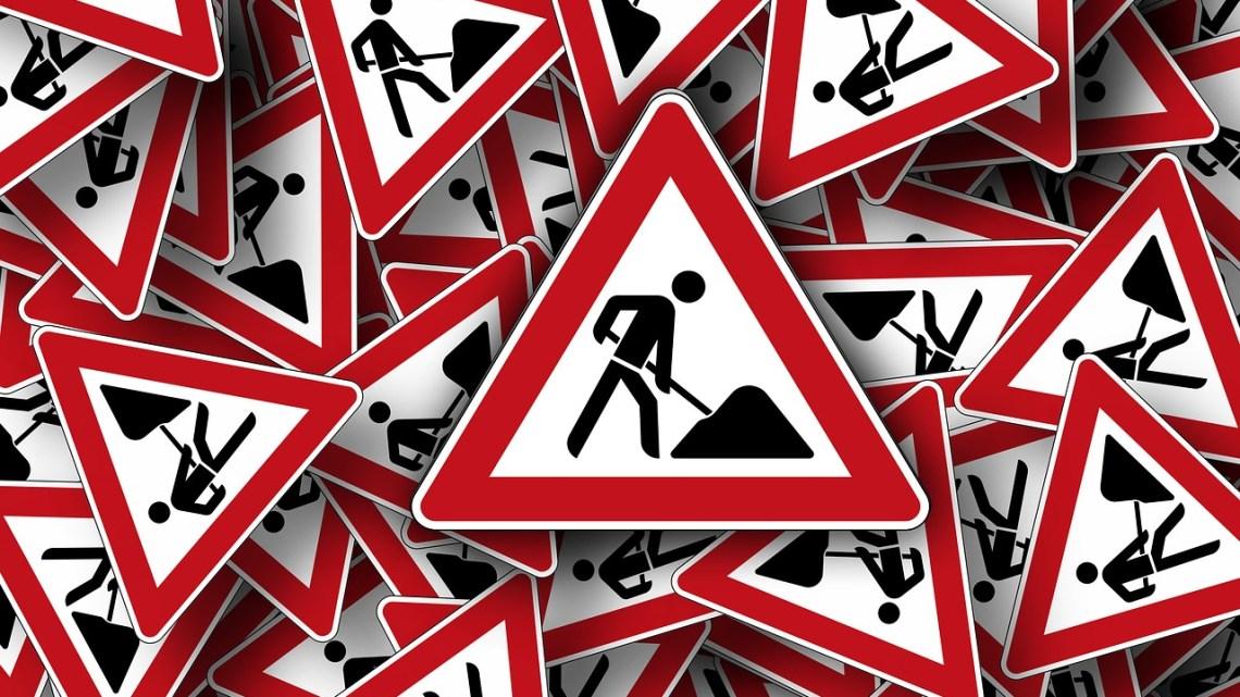 Bauzeitverzögerung am Brückenbauwerk in der Neudieringhauser Straße