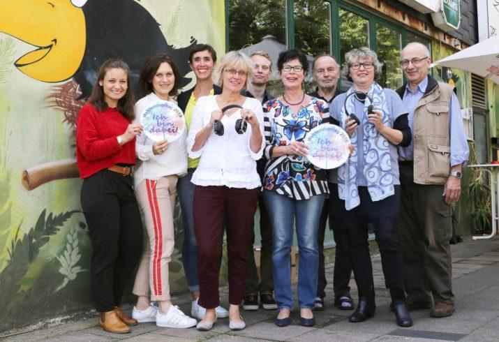 Orgateam Weltsenuiorentag 2019 Aachen