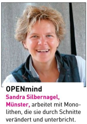 Sandra Silbernagel, Münster