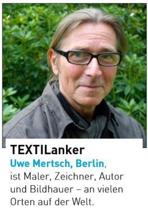 Uwe Mertsch, Berlin