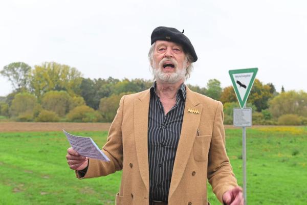 Künstler Manfred Schlüter