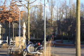 Foto Motorroller am Conci