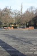 Zentrum des Concordienplatzes