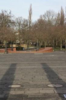 Foto Schattenspiel mit Schnecke