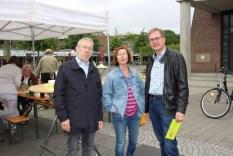 Gruppenfoto Vorstand Bürgerverein