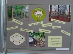 Fotocollage Spielplatz