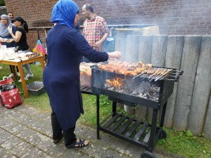 Foto vom Halal-Grill